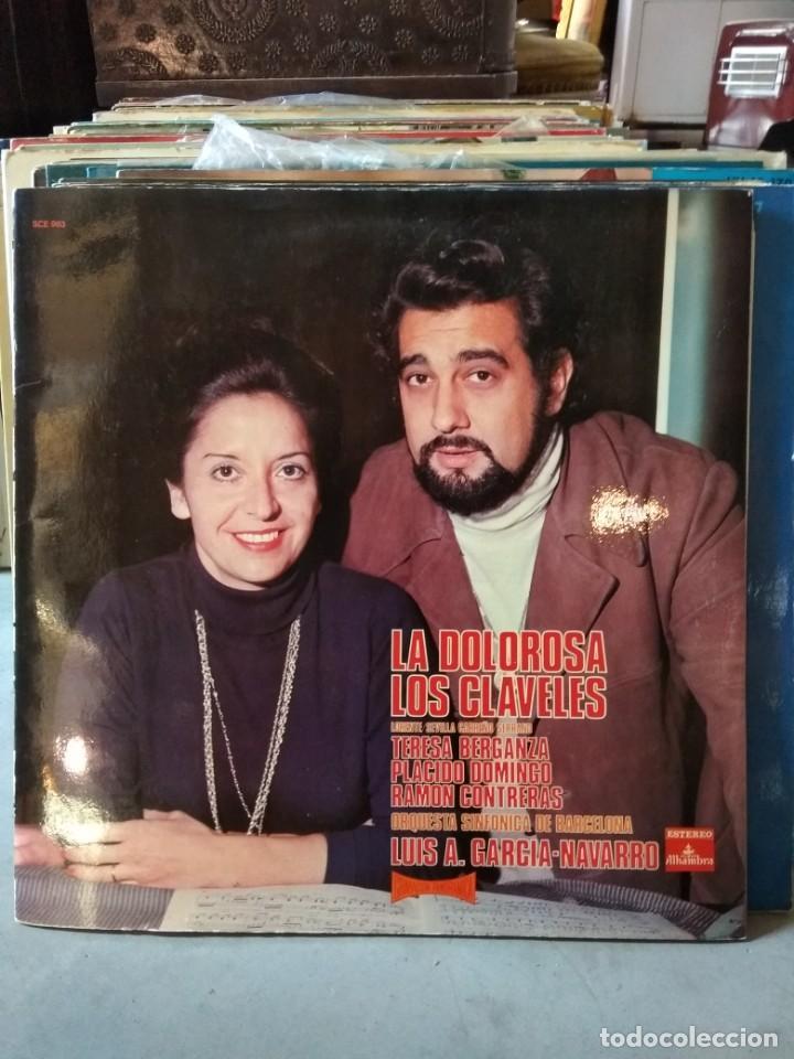 Discos de vinilo: Enorme colección de 60 álbumes de zarzuela y opera. Con libretos la mayoría y algunos dobles. - Foto 4 - 135782654