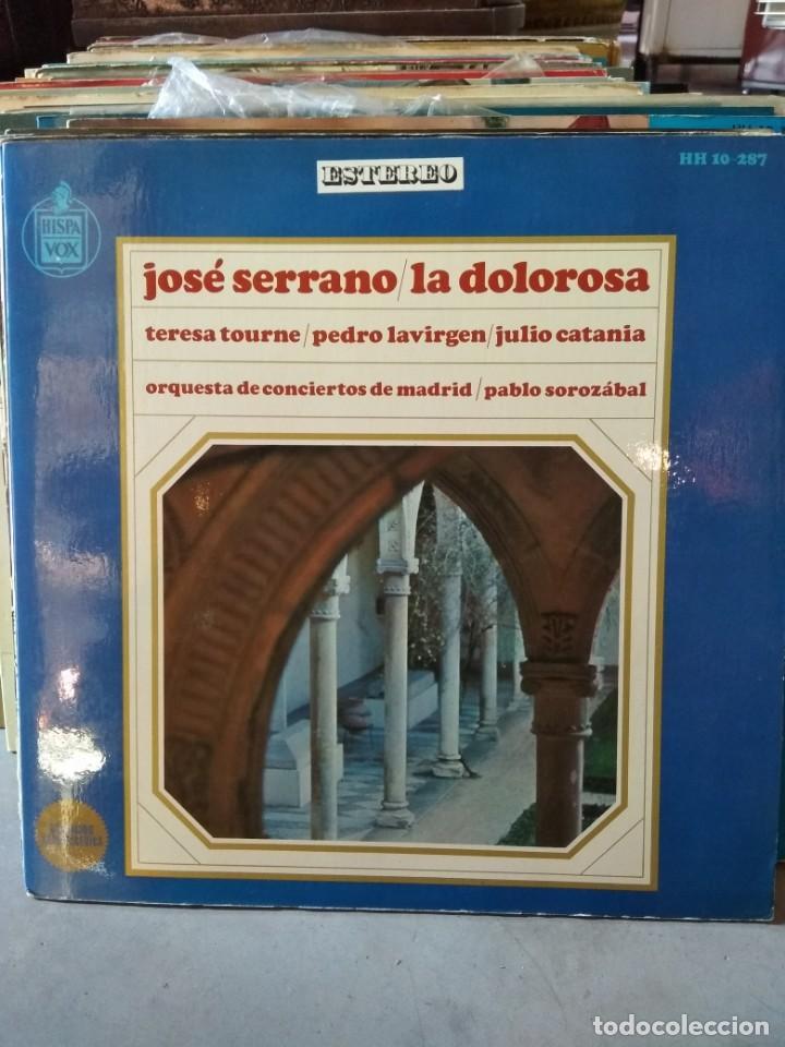 Discos de vinilo: Enorme colección de 60 álbumes de zarzuela y opera. Con libretos la mayoría y algunos dobles. - Foto 5 - 135782654