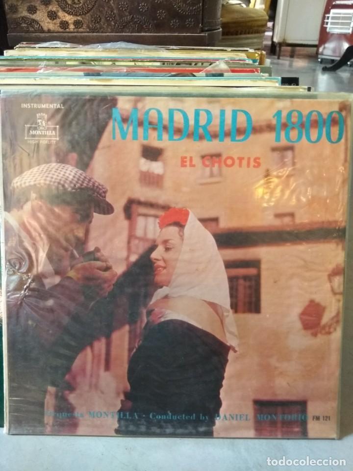 Discos de vinilo: Enorme colección de 60 álbumes de zarzuela y opera. Con libretos la mayoría y algunos dobles. - Foto 12 - 135782654