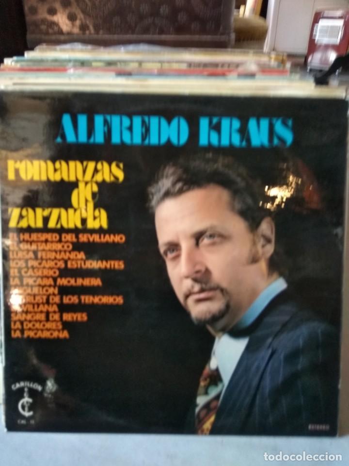 Discos de vinilo: Enorme colección de 60 álbumes de zarzuela y opera. Con libretos la mayoría y algunos dobles. - Foto 14 - 135782654