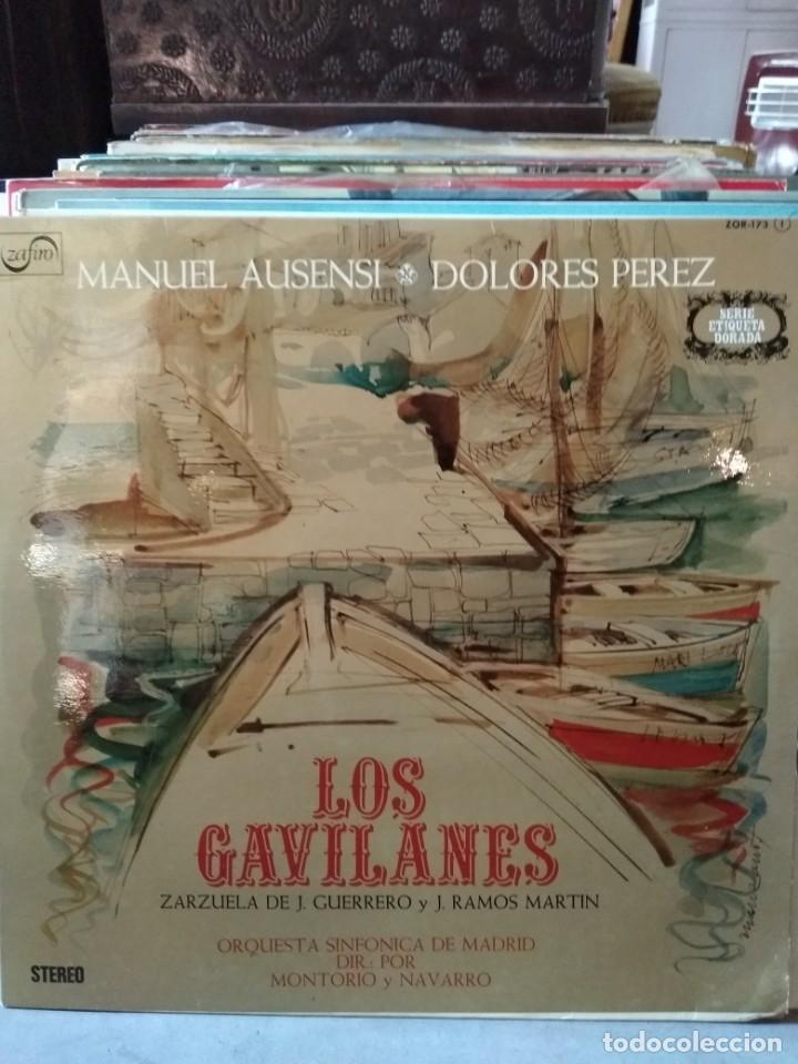 Discos de vinilo: Enorme colección de 60 álbumes de zarzuela y opera. Con libretos la mayoría y algunos dobles. - Foto 24 - 135782654