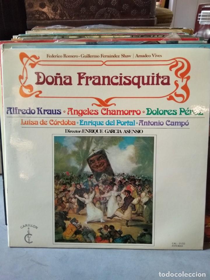 Discos de vinilo: Enorme colección de 60 álbumes de zarzuela y opera. Con libretos la mayoría y algunos dobles. - Foto 25 - 135782654