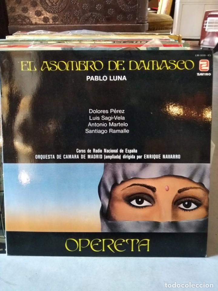 Discos de vinilo: Enorme colección de 60 álbumes de zarzuela y opera. Con libretos la mayoría y algunos dobles. - Foto 28 - 135782654