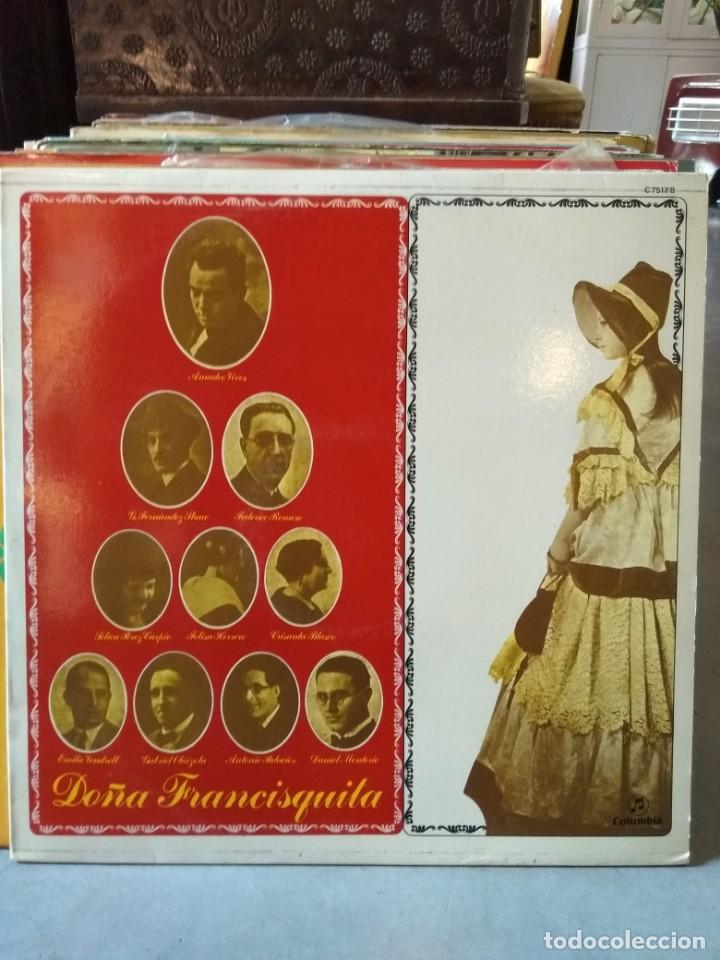 Discos de vinilo: Enorme colección de 60 álbumes de zarzuela y opera. Con libretos la mayoría y algunos dobles. - Foto 30 - 135782654