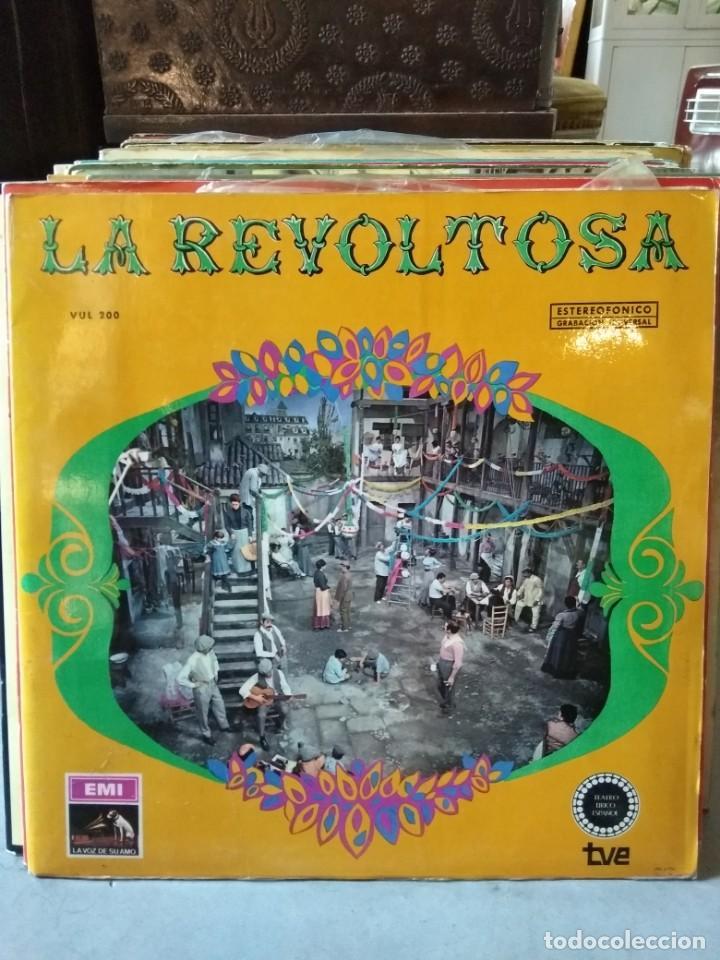 Discos de vinilo: Enorme colección de 60 álbumes de zarzuela y opera. Con libretos la mayoría y algunos dobles. - Foto 31 - 135782654
