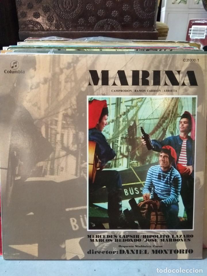 Discos de vinilo: Enorme colección de 60 álbumes de zarzuela y opera. Con libretos la mayoría y algunos dobles. - Foto 36 - 135782654