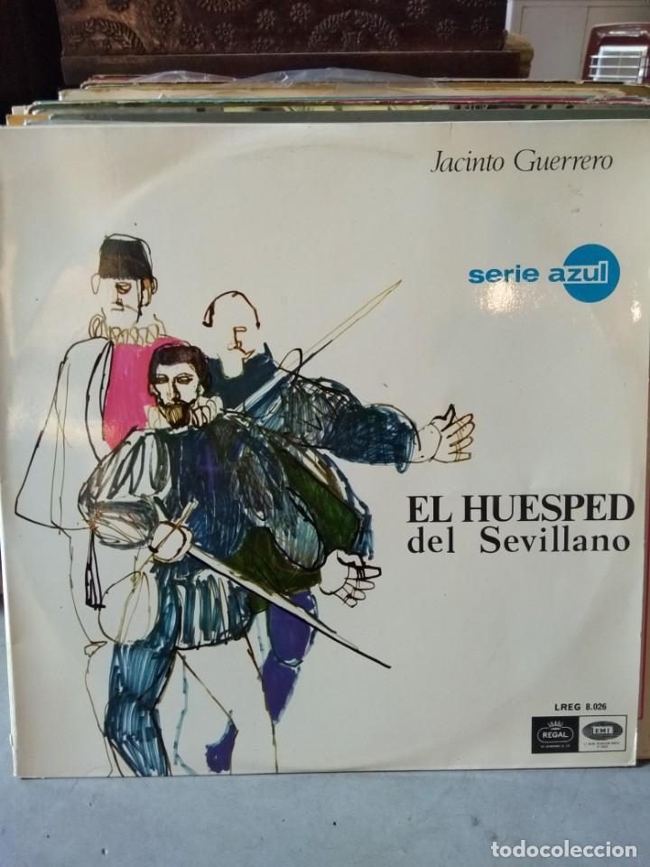 Discos de vinilo: Enorme colección de 60 álbumes de zarzuela y opera. Con libretos la mayoría y algunos dobles. - Foto 38 - 135782654