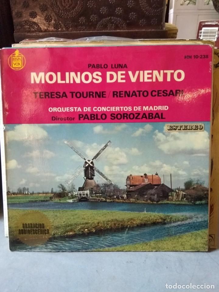 Discos de vinilo: Enorme colección de 60 álbumes de zarzuela y opera. Con libretos la mayoría y algunos dobles. - Foto 47 - 135782654