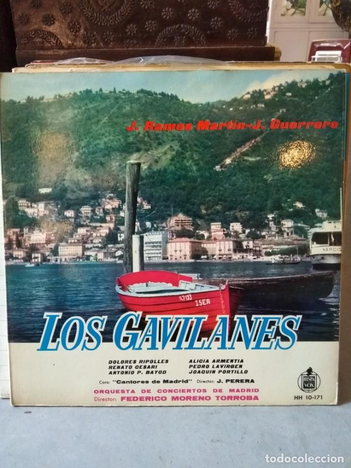Discos de vinilo: Enorme colección de 60 álbumes de zarzuela y opera. Con libretos la mayoría y algunos dobles. - Foto 49 - 135782654