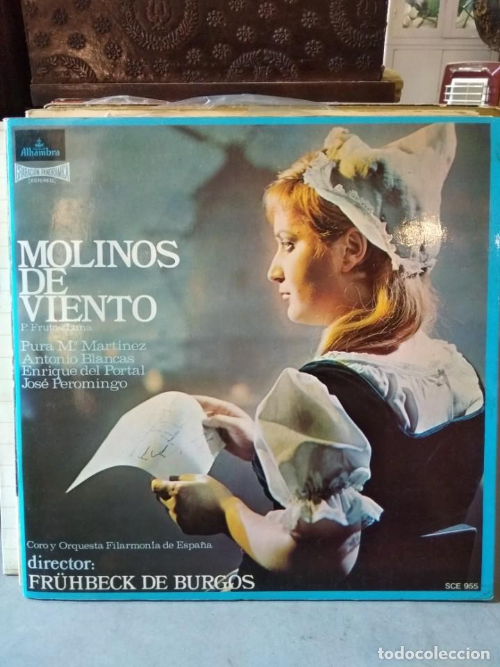 Discos de vinilo: Enorme colección de 60 álbumes de zarzuela y opera. Con libretos la mayoría y algunos dobles. - Foto 50 - 135782654