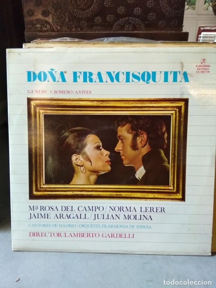 Discos de vinilo: Enorme colección de 60 álbumes de zarzuela y opera. Con libretos la mayoría y algunos dobles. - Foto 52 - 135782654