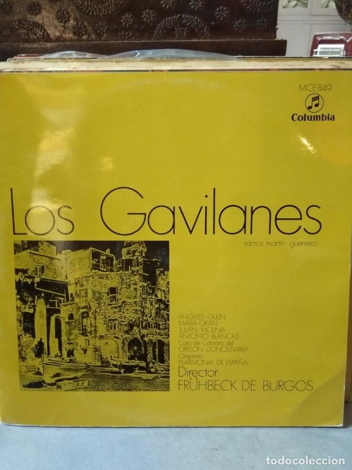 Discos de vinilo: Enorme colección de 60 álbumes de zarzuela y opera. Con libretos la mayoría y algunos dobles. - Foto 53 - 135782654