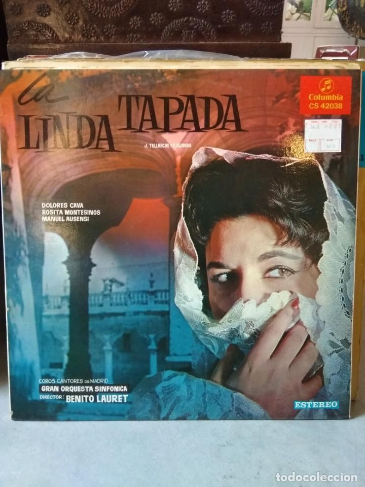 Discos de vinilo: Enorme colección de 60 álbumes de zarzuela y opera. Con libretos la mayoría y algunos dobles. - Foto 55 - 135782654
