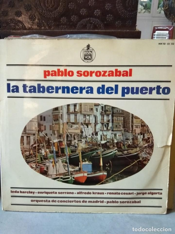 Discos de vinilo: Enorme colección de 60 álbumes de zarzuela y opera. Con libretos la mayoría y algunos dobles. - Foto 56 - 135782654