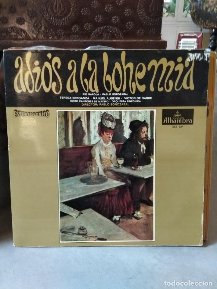 Discos de vinilo: Enorme colección de 60 álbumes de zarzuela y opera. Con libretos la mayoría y algunos dobles. - Foto 58 - 135782654