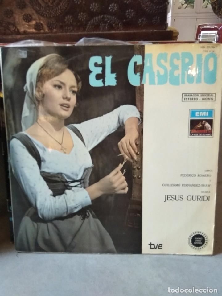 Discos de vinilo: Enorme colección de 60 álbumes de zarzuela y opera. Con libretos la mayoría y algunos dobles. - Foto 60 - 135782654