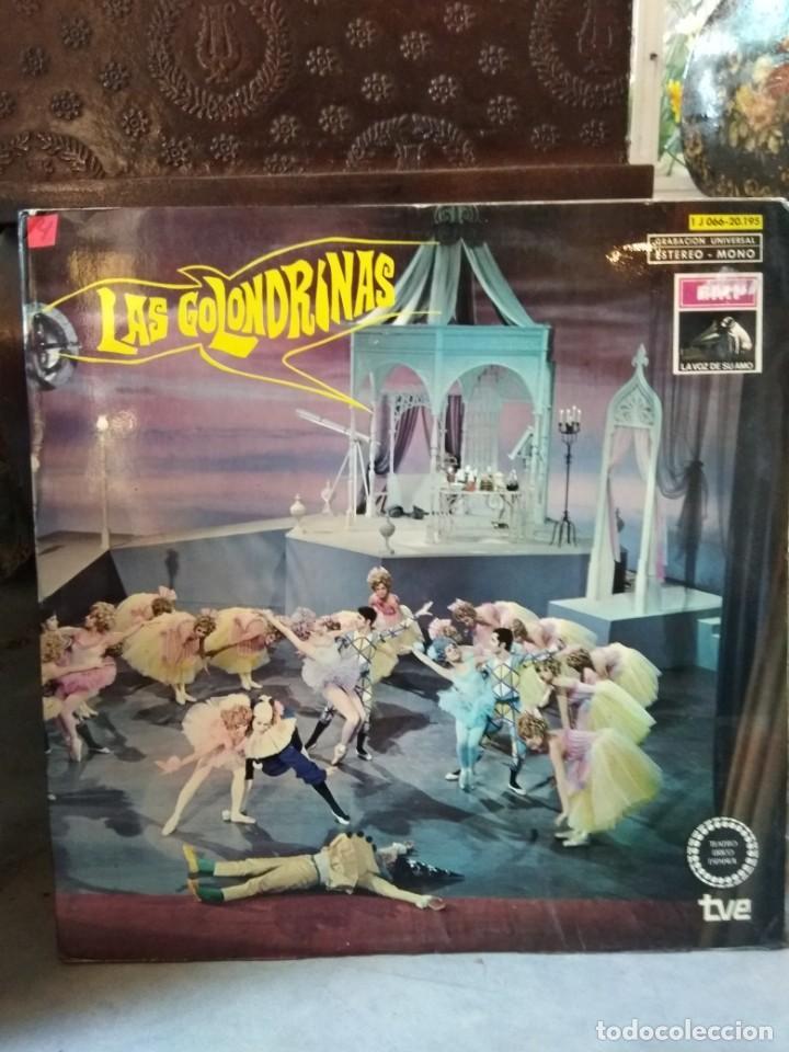 Discos de vinilo: Enorme colección de 60 álbumes de zarzuela y opera. Con libretos la mayoría y algunos dobles. - Foto 62 - 135782654