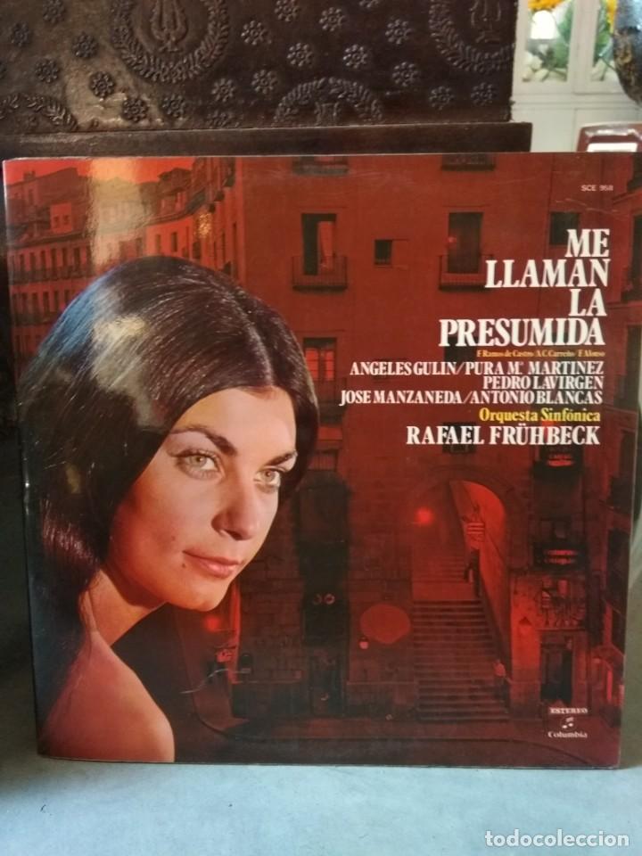 Discos de vinilo: Enorme colección de 60 álbumes de zarzuela y opera. Con libretos la mayoría y algunos dobles. - Foto 63 - 135782654