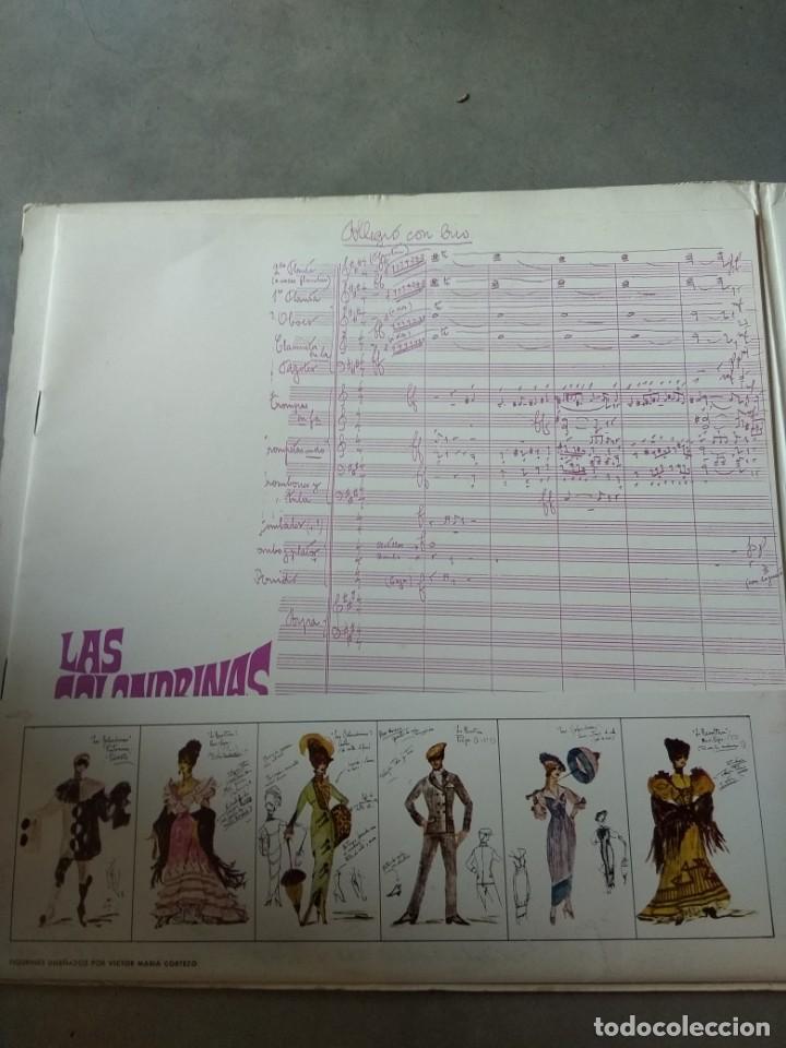 Discos de vinilo: Enorme colección de 60 álbumes de zarzuela y opera. Con libretos la mayoría y algunos dobles. - Foto 64 - 135782654
