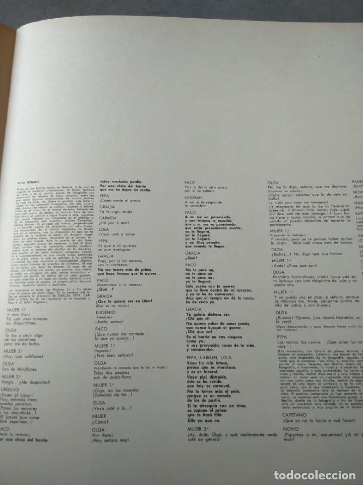 Discos de vinilo: Enorme colección de 60 álbumes de zarzuela y opera. Con libretos la mayoría y algunos dobles. - Foto 65 - 135782654