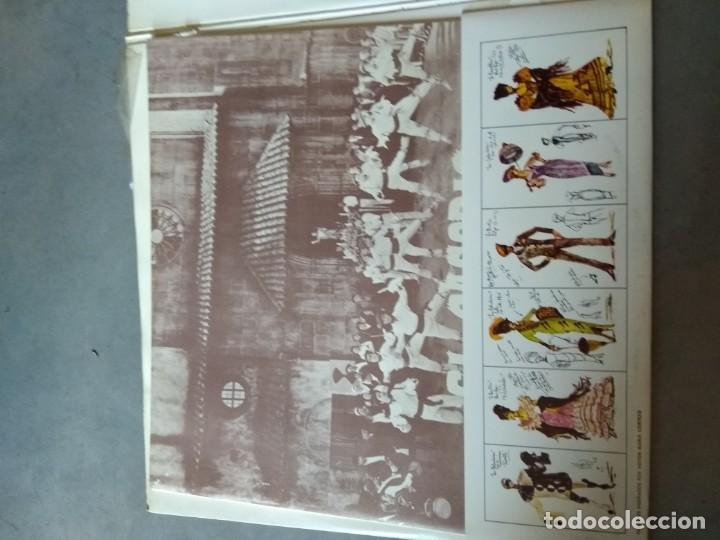 Discos de vinilo: Enorme colección de 60 álbumes de zarzuela y opera. Con libretos la mayoría y algunos dobles. - Foto 66 - 135782654