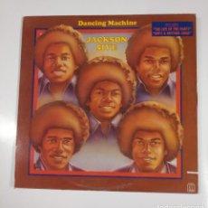 Discos de vinilo: THE JACKSON 5 FIVE. DANCING MACHINE. LP. TDKLP. Lote 135805042