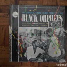 Discos de vinilo: THE ORIGINAL SOUND TRACK FROM THE FILM BLACK ORPHEUS SELLO: FONTANA ?– SRF 67520, MERCURY ?– SRF-675. Lote 135818814