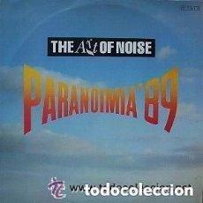 Discos de vinilo: THE ART OF NOISE - PARANOIMIA '89 - MAXI-SINGLE UK 1989. Lote 135841626