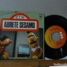 Discos de vinilo: ABRETE SESAMO -CANTA ALFABETO-. Lote 135851486