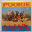 Discos de vinilo: MAXI / POOKIE / BEACH PARTY / 1983 / PROMO. Lote 135853354