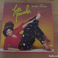 Discos de vinilo: LUISA FERNÁNDEZ SPANISH DANCER WEA 1979 MUY BUEN ESTADO. Lote 135853434