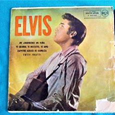 Discos de vinilo: ELVIS PRESLEY - ME ABANDONO MI NIÑA +3 - EP 33 RPM -EDITADO ESPAÑA 1959. RCA VICTOR. Lote 134769053