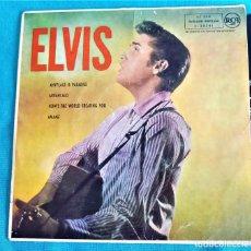 Discos de vinilo: ELVIS PRESLEY - ARRANCALO +3 - EP 33 RPM -EDITADO ESPAÑA 1959. RCA VICTOR. Lote 134769057