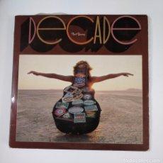 Discos de vinilo: NEIL YOUNG. - DECADE. - 3 LP'S. TDKLP. Lote 135877534