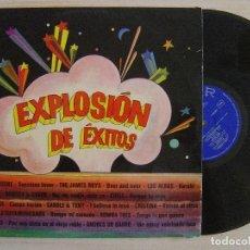 Discos de vinilo: VARIOS - EXPLOSION DE EXITOS - LP 1973 - BELTER - . Lote 135880226