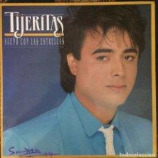 Discos de vinilo: TIJERITAS. SUEÑO CON LAS ESTRELLAS. EPIC 1986. Lote 135884018