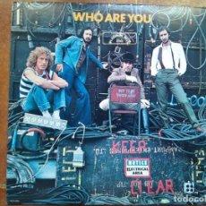 Discos de vinilo: WHO - WHO ARE YOU (LP) 1978. Lote 135884450