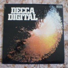 Discos de vinilo: LP. DECCA DIGITAL. AÑO 1981. Lote 135888358