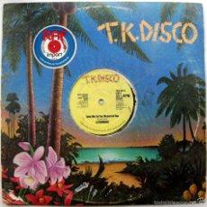 Discos de vinilo: LATIMORE - TAKE ME TO THE MOUNTAIN TOP - MAXI T.K. DISCO 1980 USA BPY. Lote 135888698