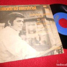 Discos de vinilo: ENRIQUE LERIN ME VOY/VENDO LUNA/MI MUJER SE VA/AUTOBUS Nº10 EP 1970 CALANDRIA PROMO ANTOLIANO SEGALI. Lote 135906262