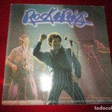 Discos de vinilo: LP-DOBLE-MIGUEL RÍOS-GRABADO EN DIRECTO-CÍRCULO DE LECTORES-1982-POLYDOR-VER FOTOS. Lote 135906902
