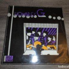 Discos de vinilo: HOMBRES G - VENEZIA +3. Lote 135913430