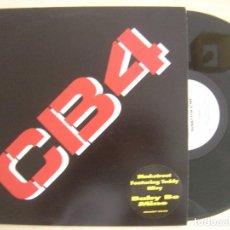 Discos de vinilo: CB4 - BLACKSTREET FEATURING TEDDY RILEY - BABY BE MINE - MAXI-SINGLE 33 PROMOCIONAL - USA 1993 MCA. Lote 135921290