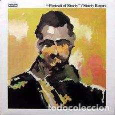 Discos de vinilo: SHORTY ROGERS AND HIS GIANTS - PORTRAIT OF SHORTY (LP, ALBUM, RE, GAT) LABEL:RCA VICTOR CAT#: PL 42. Lote 135926774