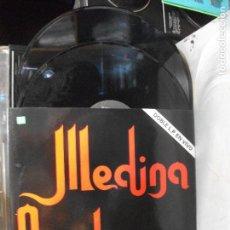 Discos de vinilo: MEDINA AZAHARA – MEDINA AZAHARA (DOBLE L.P. EN VIVO) [ED.: ESPAÑA, 1990] GATEFOLD . Lote 149945213