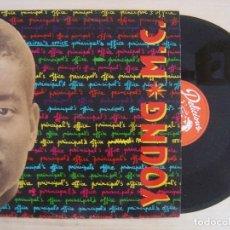 Discos de vinilo: YOUNG M.C. - PRINCIPAL'S OFFICE - MAXI-SINGLE 45 - ESPAÑOL 1989 - DELICIOUS. Lote 135937822