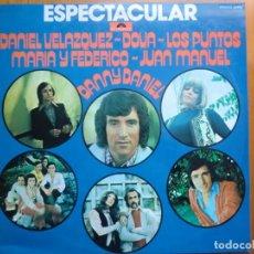 Discos de vinilo: LP ESPECTACULAR (1974) CÍRCULO DE LECTORES. MUY BUEN ESTADO. Lote 135938198