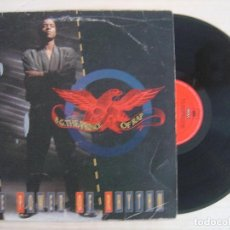 Discos de vinilo: B.G. THE PRINCE OF RAP - THE POWER OF RHYTHM - LP ESPAÑOL 1991 - CBS. Lote 135939114