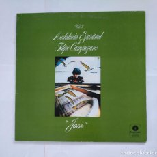 Discos de vinilo: ANDALUCIA ESPIRITUAL DE FELIPE CAMPUZANO. VOL. VOLUMEN. 3. JAEN. LP. TDKDA41. Lote 135939310