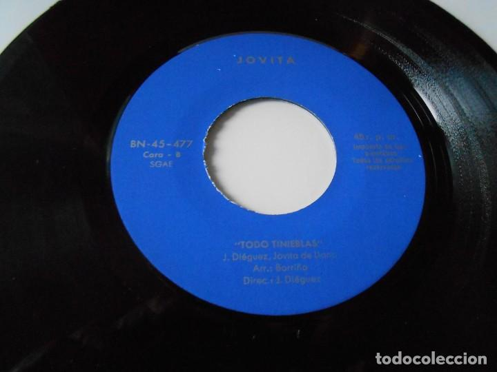 Discos de vinilo: JOVITA, SG, Y AHORA QUE + 1, AÑO 1975 - Foto 4 - 135943554